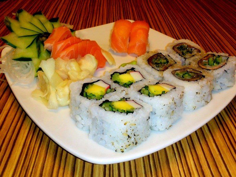 Culinária japonesa: renda-se e emagreça!