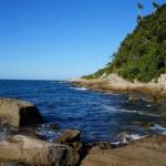 Litoral catarinense: Mariscal, Quatro Ilhas, Retiro dos Padres e Sepultura