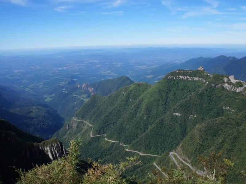 Serra do Rio do Rastro, Santa Catarina: absolutamente fantástica
