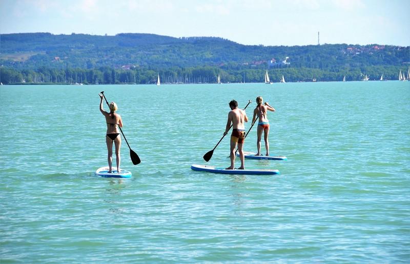 Stand up paddle para começar
