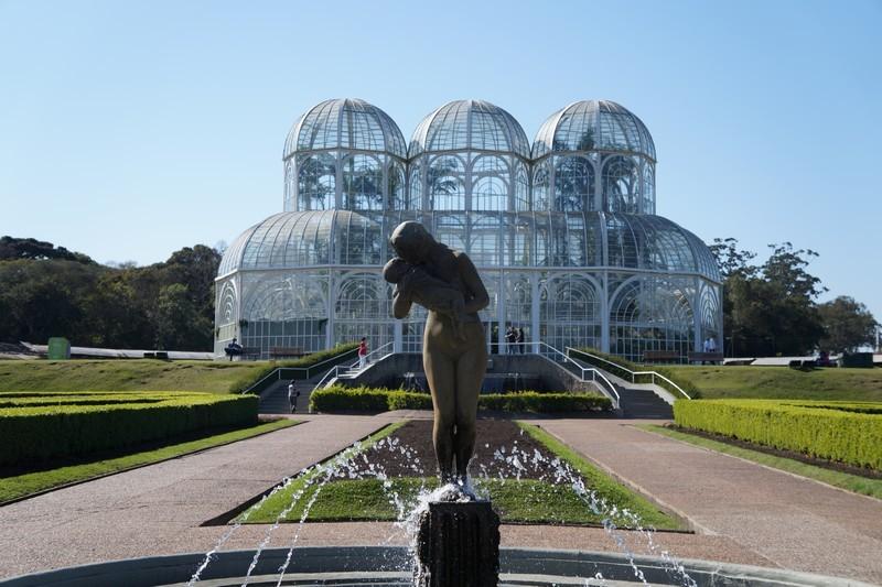 Série conheça Curitiba: Jardim Botânico