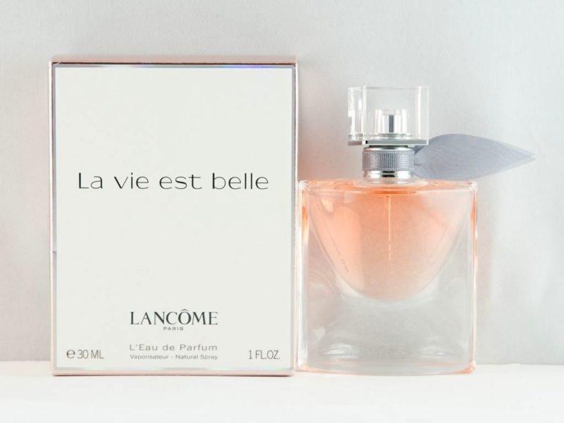 La vie est belle eau de parfum: maravilhoso!