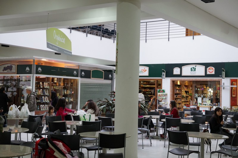 mercado municipal orgânicos