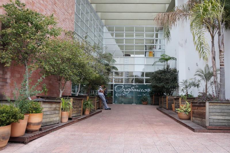 setor de organicos mercado municipal