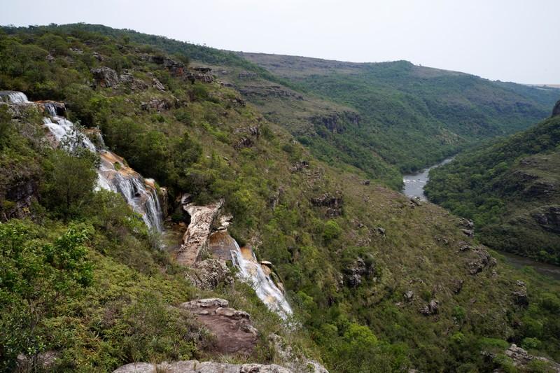 CACHOEIRA CANION GUARTELA
