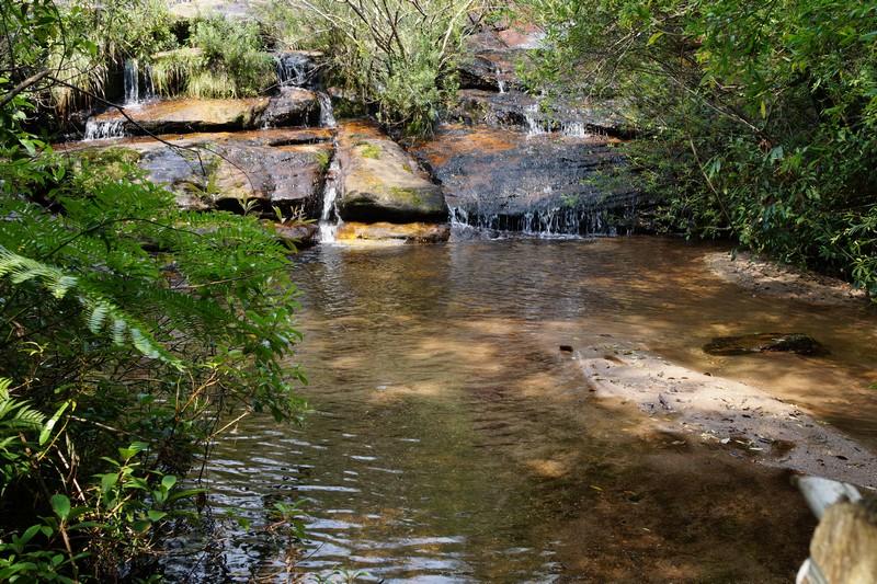 Cachoeira Sitio Aguaraguazu