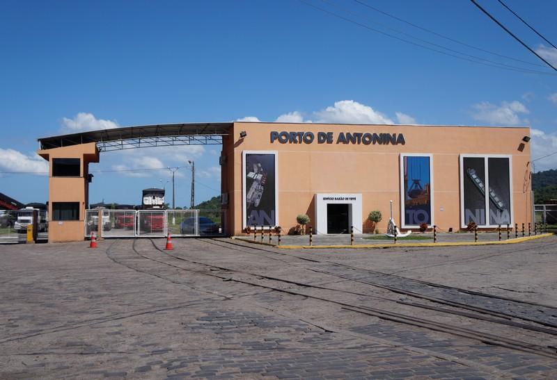 PORTO DE ANTONINA