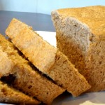 Receita de pão 100% integral com aveia