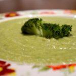 Creme de brócolis (duas opções de receita)