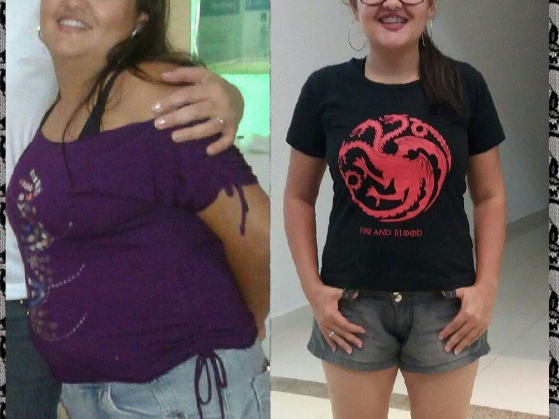 Após um problema na coluna, mudou seus hábitos e emagreceu 14kg